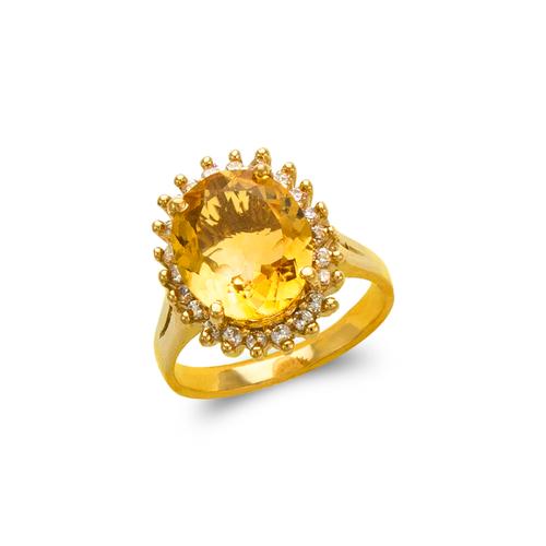575-102A Ladies Mystic CZ Ring