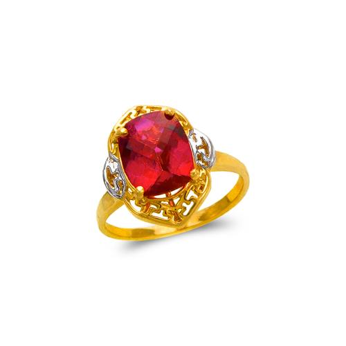 575-103A Ladies Mystic CZ Ring