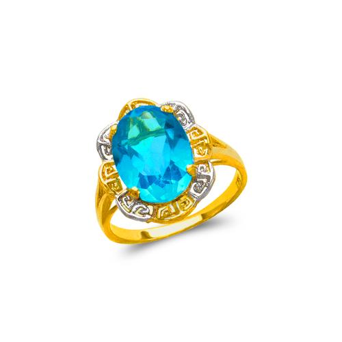 575-104A Ladies Mystic CZ Ring