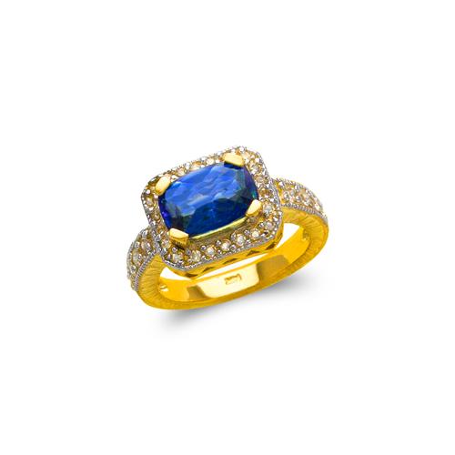 575-108B Ladies Mystic CZ Ring