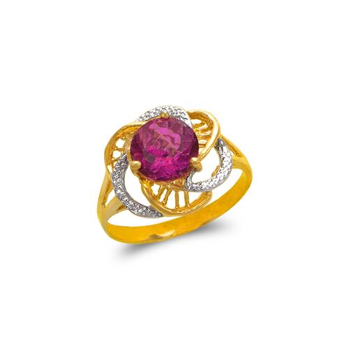 575-109A Ladies Mystic CZ Ring