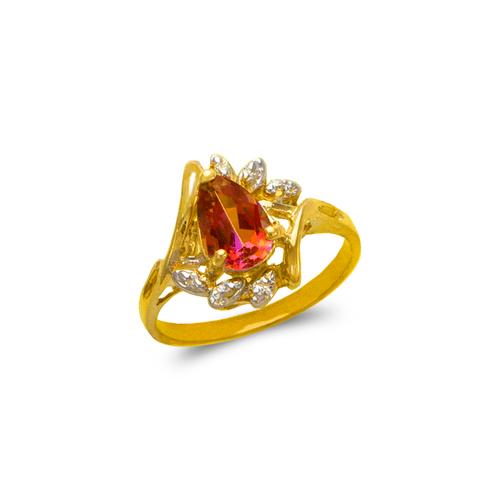 575-119 Ladies Mystic CZ Ring