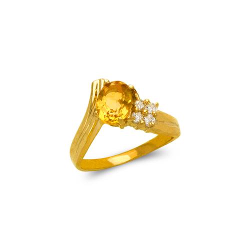 575-120 Ladies Mystic CZ Ring
