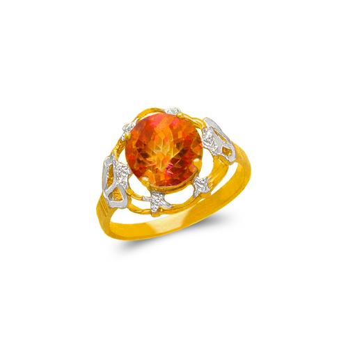575-127 Ladies Mystic CZ Ring