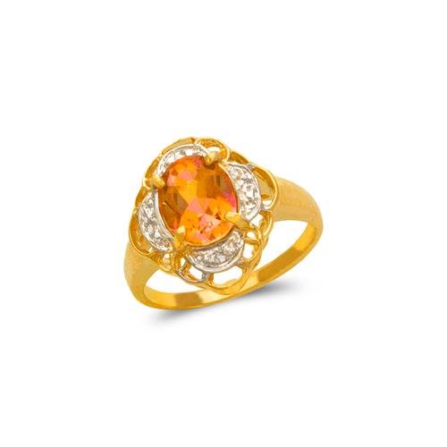 575-132 Ladies Mystic CZ Ring