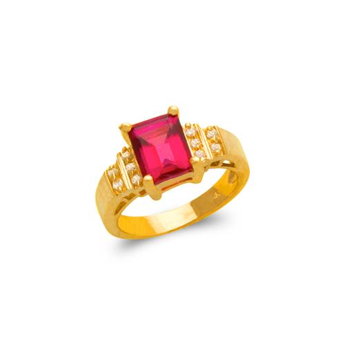 575-133 Ladies Mystic CZ Ring