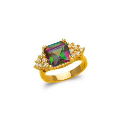 575-134 Ladies Mystic CZ Ring