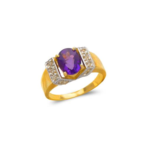 575-135 Ladies Mystic CZ Ring
