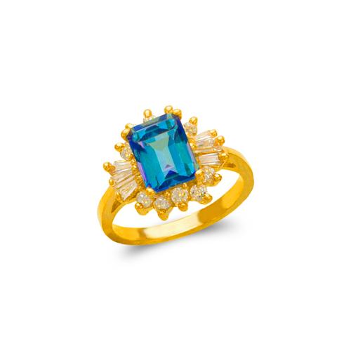 575-137 Ladies Mystic CZ Ring