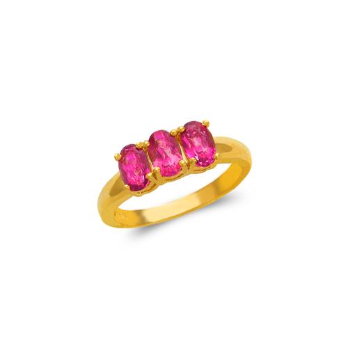 575-141 Ladies Mystic CZ Ring