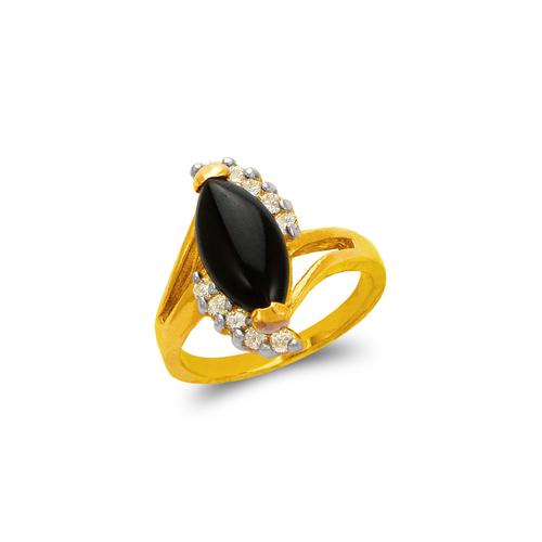 576-003 Ladies Onyx Ring