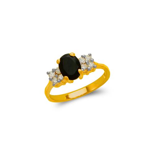 576-009 Ladies Onyx Ring