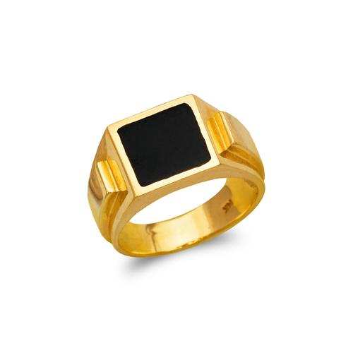 576-332 Men's Full Cut Onyx Ring