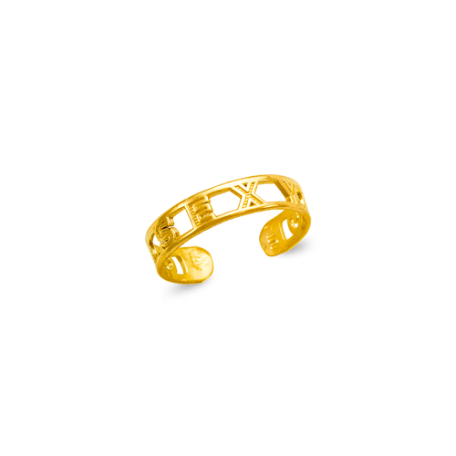 672-011 Sexy Knuckle/Toe Ring