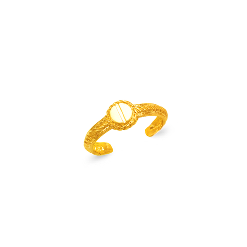 672-023 Screw Knuckle/Toe Ring