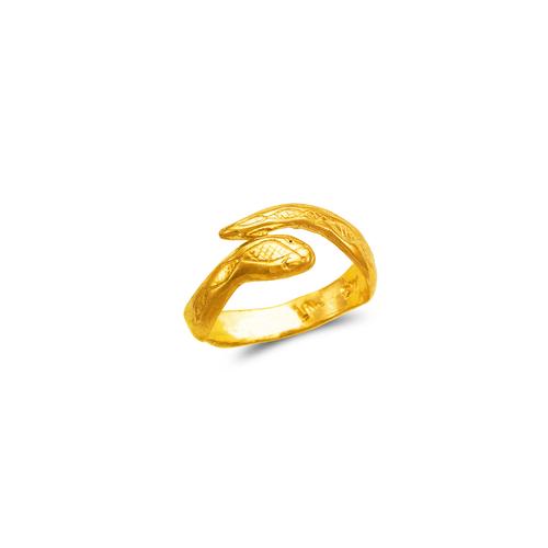 672-026 Snake Knuckle/Toe Ring