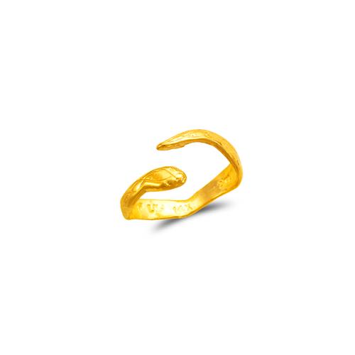 672-027 Snake Knuckle/Toe Ring