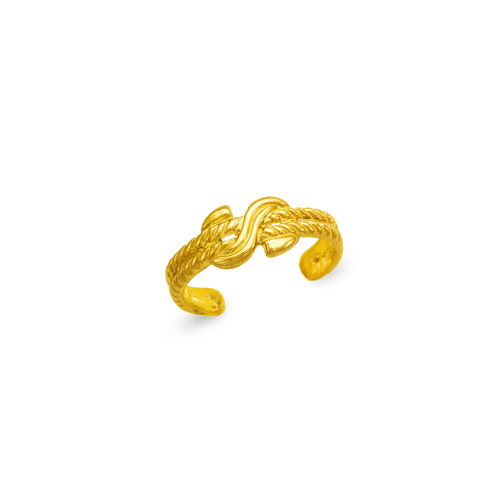 672-029 Dollar Sign Knuckle/Toe Ring