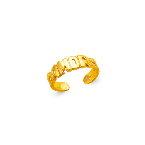672-031 Amor Knuckle/Toe Ring