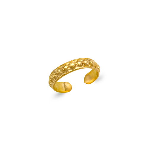 672-040 Beaded Knuckle/Toe Ring