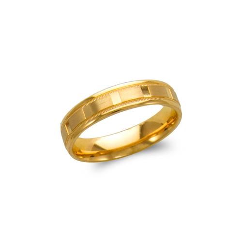 579-202 5mm Design Wedding Band
