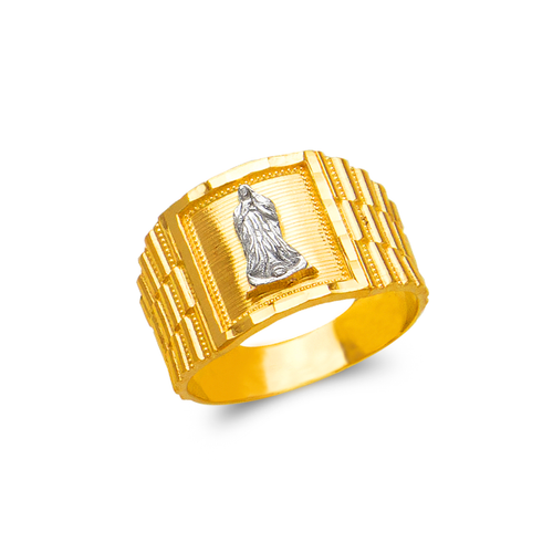 577-102 Men's Guadalupe Ring