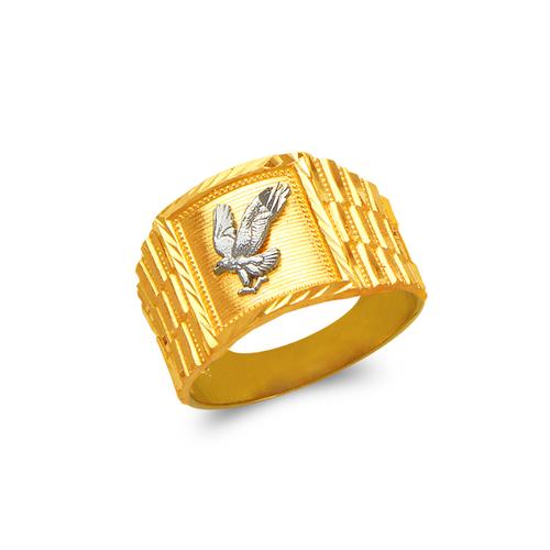 577-110 Men's Eagle Ring