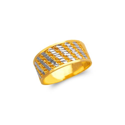 577-123 Ladies Decorative Filigree Ring