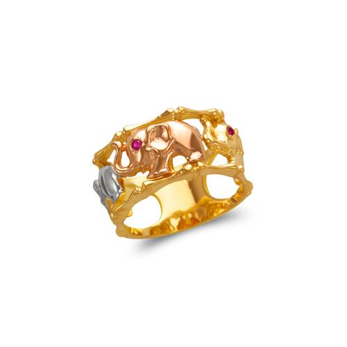 577-210 Ladies Elephant Filigree Ring