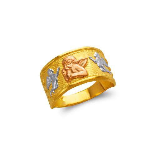 577-222 Ladies Angel Filigree Ring