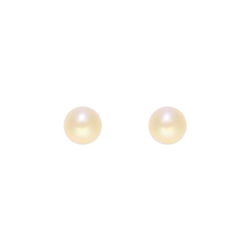 343-352 5mm Pearl Stud Earrings