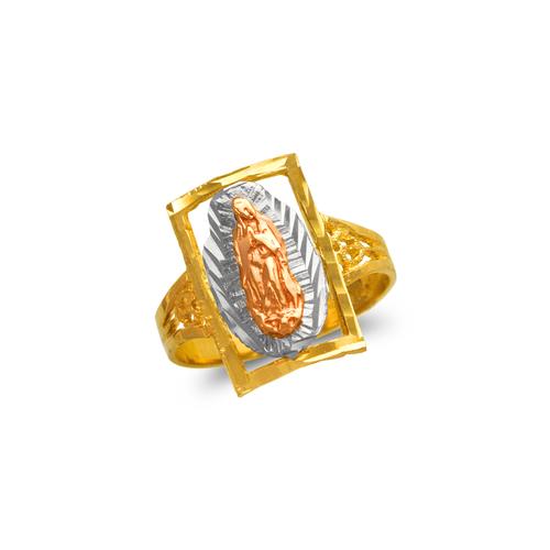 678-102 Ladies Guadalupe Filigree Ring