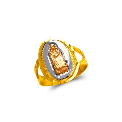 678-104 Ladies Guadalupe Filigree Ring