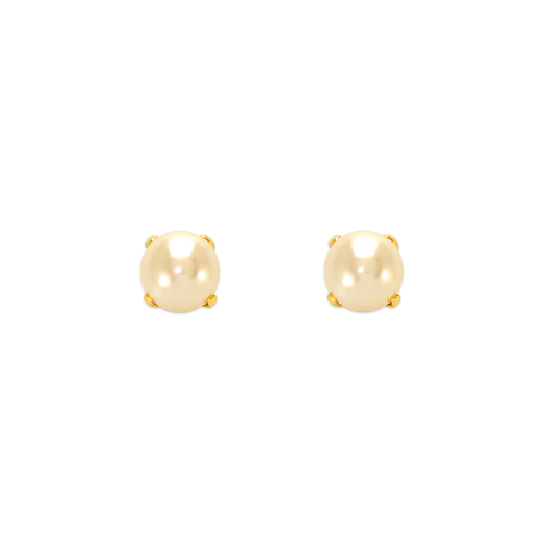 343-354 Pearl Stud Earrings