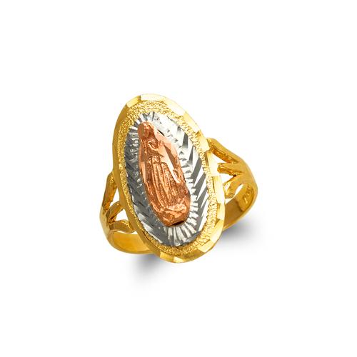 678-105 Ladies Guadalupe Filigree Ring
