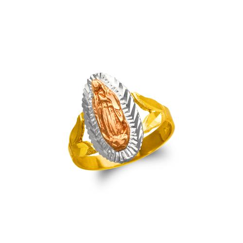 678-106 Ladies Guadalupe Filigree Ring