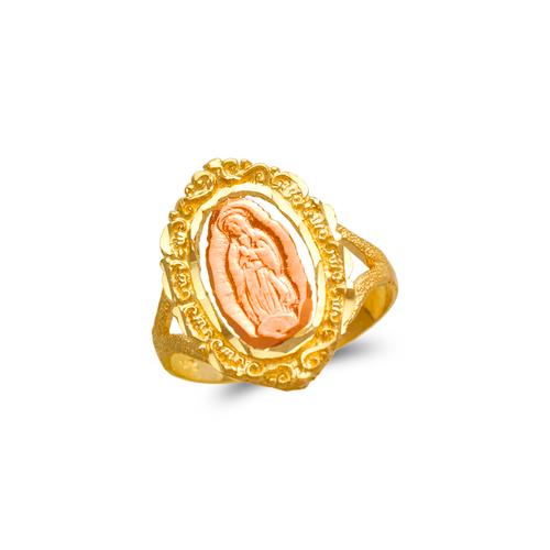 678-107 Ladies Guadalupe Filigree Ring