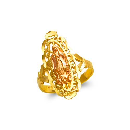 678-109 Ladies Guadalupe Filigree Ring