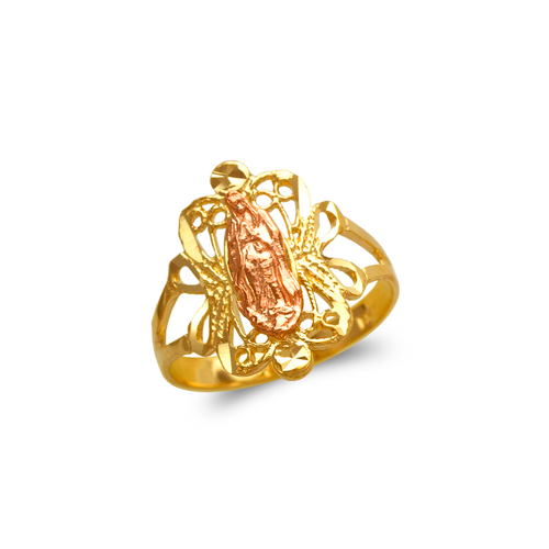 678-110 Ladies Guadalupe Filigree Ring