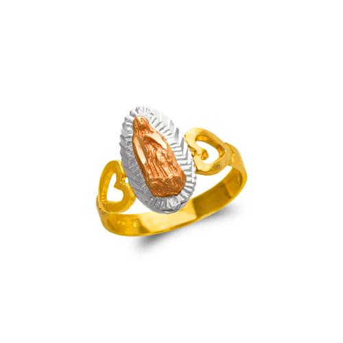 678-113 Ladies Guadalupe Filigree Ring