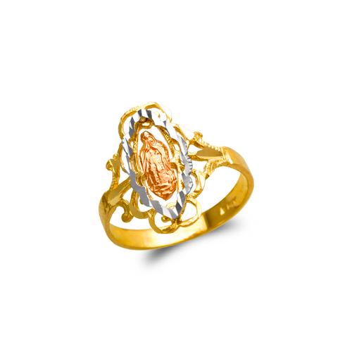 678-114 Ladies Guadalupe Filigree Ring