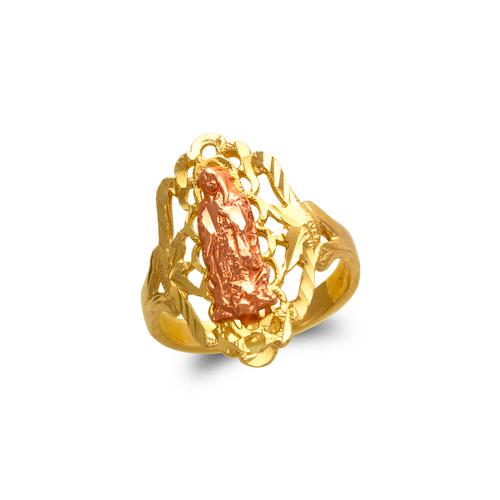 678-115 Ladies Guadalupe Filigree Ring