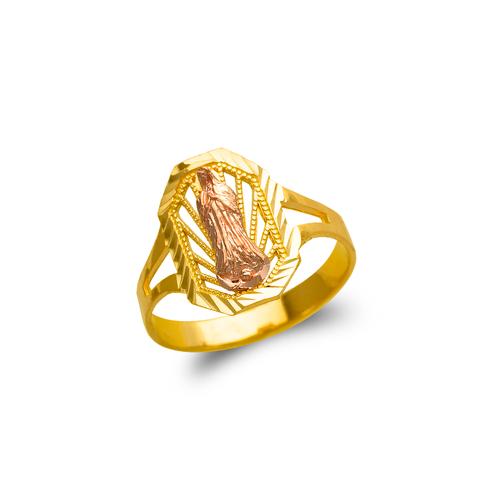 678-119 Ladies Guadalupe Filigree Ring