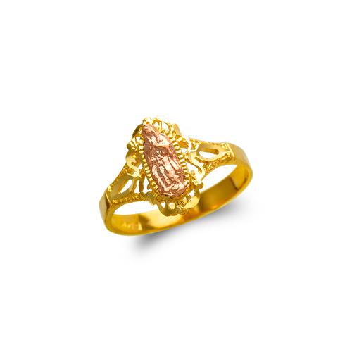 678-120 Ladies Guadalupe Filigree Ring