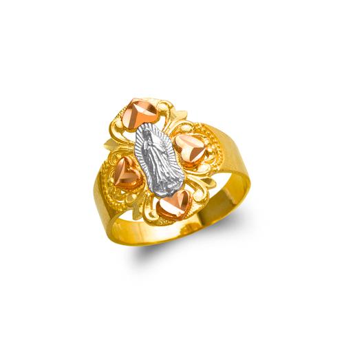 678-122 Ladies Guadalupe Filigree Ring
