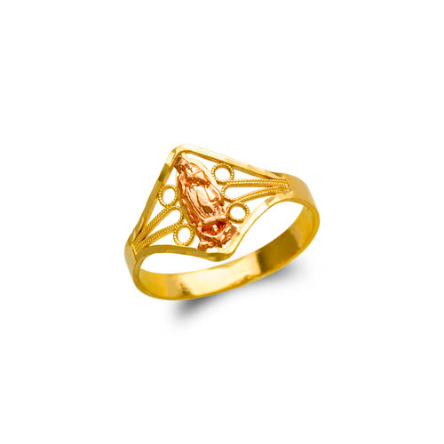 678-125 Ladies Guadalupe Filigree Ring