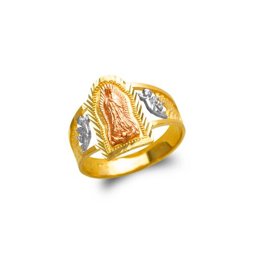 678-127 Ladies Guadalupe Filigree Ring