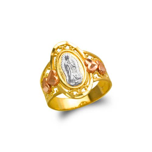 678-128 Ladies Guadalupe Filigree Ring