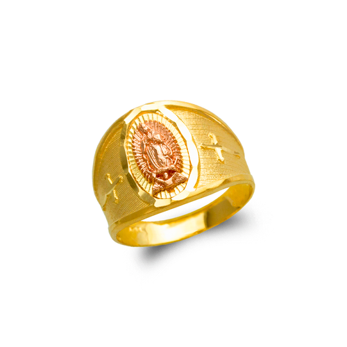 678-129 Ladies Guadalupe Filigree Ring