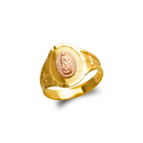 678-130 Ladies Guadalupe Filigree Ring